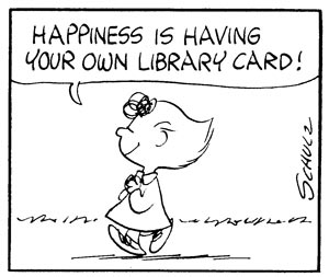 Image result for free library cards